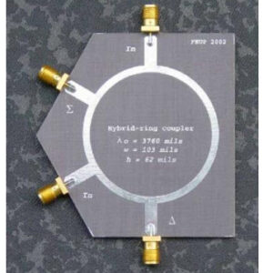 Hybrid-ring coupler
